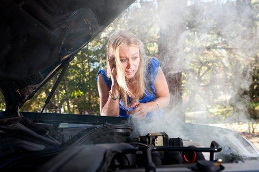 שריפה ברכב - איך מתמודדים?