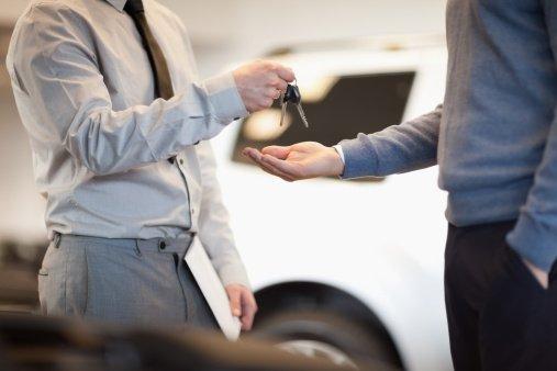 קניית רכב במימון מלא